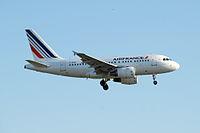 F-GUGI - A318 - Air France