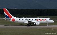 F-HBXI - E170 - Air France