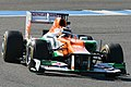 F1 2012 Jerez test - Force India 5.jpg