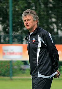 FC Lorient - June 27th 2013 training - Christian Gourcuff 11.JPG
