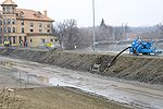 FEMA - 40652 - Residents try to protect a dike by pumping water in Valley City, ND.jpg