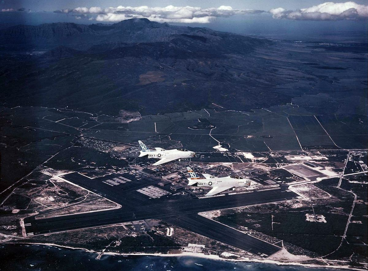 North Point Ford >> Kalaeloa Airport - Wikipedia