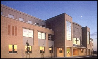 St. Francis Xavier Secondary School (Mississauga) - Image: F Xavier SS