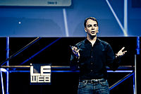 Fabrice Grinda at LeWeb in 2011.jpg