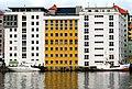 Facades with squares along Vågen in Bergen, Norway.jpg