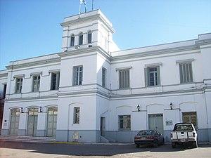 Córdoba Central Railway - Tucumán station.