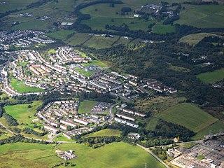 Faifley Human settlement in Scotland