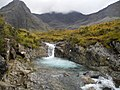 Fairy Pools, Skye, Scotland 15 (highest pool).jpg
