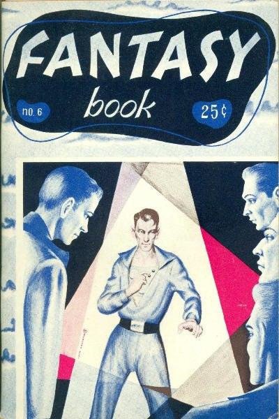 Fantasy book 1950 n6