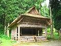 Farm village Kabuki stage Omomo-no Butai.JPG