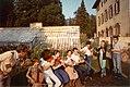 Farulli nel giardino di Villa La Torraccia.jpg