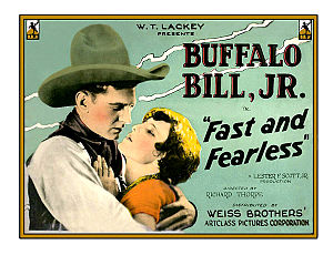 Fast and Fearless - Film poster