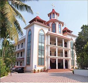 Fathima Matha Church, East Hill, Kozhikode
