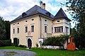 Feldkirchen Poitschach Schloss Westansicht 06092009 39.jpg
