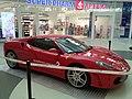 Ferrari vehicles in Posnania - listopad 2018 - 3.jpg