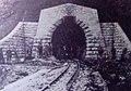 Ferrovia della Val Gardena - L'ingresso al tunnel Griesbruk.jpg