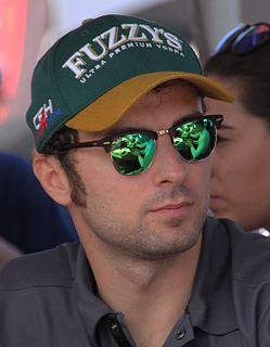 Luca Filippi Italian auto racing driver