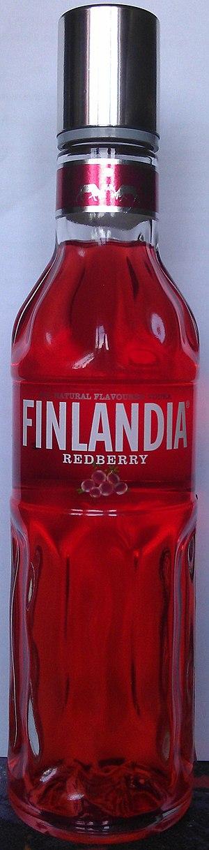 Finlandia (vodka) - Finlandia Redberry