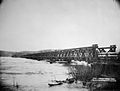Fitzherbert Bridge during 1902 flood.jpg