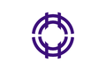 Flag of Niihama, Ehime.png