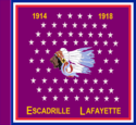 Flag of the Escadrille Lafayette.png