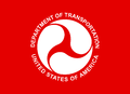 Flag of the United States Deputy Secretary of Transportation.png