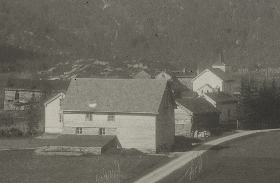 Eksingedal Church