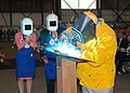Flickr - Official U.S. Navy Imagery - Keel laying ceremony for PCU North Dakota..jpg