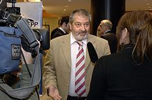 Flickr - europeanpeoplesparty - EPP Political Bureau 9 November 2006 (9).jpg