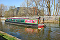 Flickr - ronsaunders47 - BARGES ON THE CANAL. No passports required...jpg