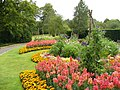 Flower Beds by Pembroke Lodge - geograph.org.uk - 508862.jpg