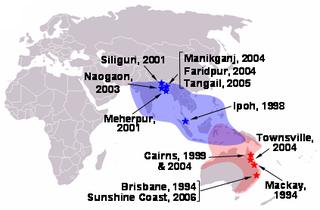 1998–1999 Malaysia Nipah virus outbreak