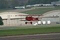Fokker DVII Ernst Udet Hard Landing 05 Dawn Patrol NMUSAF 26Sept09 (14413269010).jpg