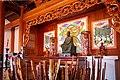 Fongyi Tutorial Academy, Interior of the Wenchang Shrine, Fongshan District, Kaohsiung City (Taiwan).jpg