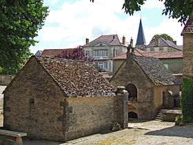 Image illustrative de l'article Chapelle Saint-Nicolas de Fontaines-en-Duesmois