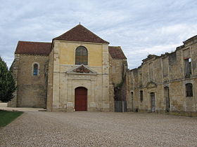 Image illustrative de l'article Abbaye de Fontmorigny