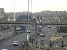 Middleton Ring Road Belle Isle Leeds Ls Aa Map