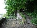 Footpath junction - geograph.org.uk - 810043.jpg