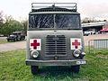 Ford Köln, Ford Rhein Ambulance van het Belgische leger, Erfgoeddag 2017, Brasschaat foto 3.jpg