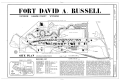 Fort David A. Russell, Randall Avenue west of First Street, Cheyenne, Laramie County, WY HABS WYO, 11-CHEY,8- (sheet 1 of 1).png