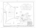 Fort Frederica, John Callwell House (Ruins), Lot No. 3, North Ward, Saint Simons Island, Glynn County, GA HABS GA,64-FRED,5- (sheet 1 of 3).png