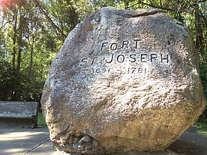 Fort St. Joseph (Niles, Michigan) - Fort St. Joseph 1691-1781