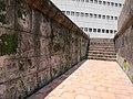 Fort of San Antonio Abad - southeastern steps to rampart 2.JPG