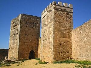 Alcalá de Guadaíra - Towers of the city's fortress