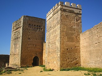 Alcalá de Guadaíra - Towers of the city's fortress