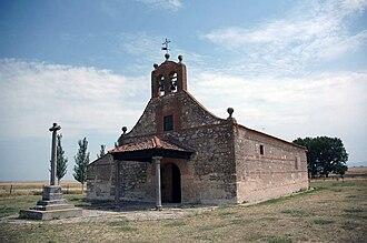 Abades - Image: Foto ermita remedios 02