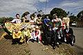 Foto grupal de los protagonistas de el baile de negras, Masaya Nicaragua tomada por Maynor Valenzuela.jpg