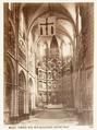 Fotografi av Burgos. Catedral, vista de la nave principal y del altar mayor - Hallwylska museet - 105348.tif