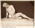 Fotografi från Roma. Gladiatore moribondo. M. Cap - Hallwylska museet - 104729.tif
