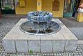 Fountain by Heidelinde Warlamis, Hetzendorferstraße, Vienna 02.jpg